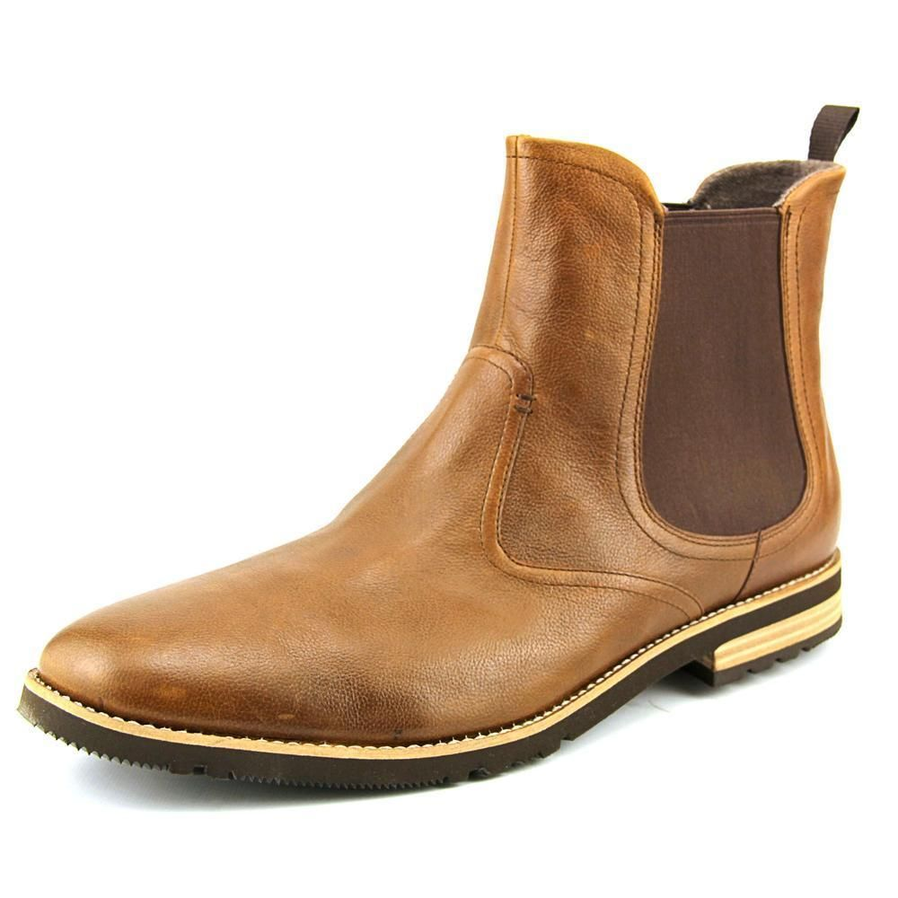 Rockport Ledge Hill 2 Chelsea Boot Leather Boot