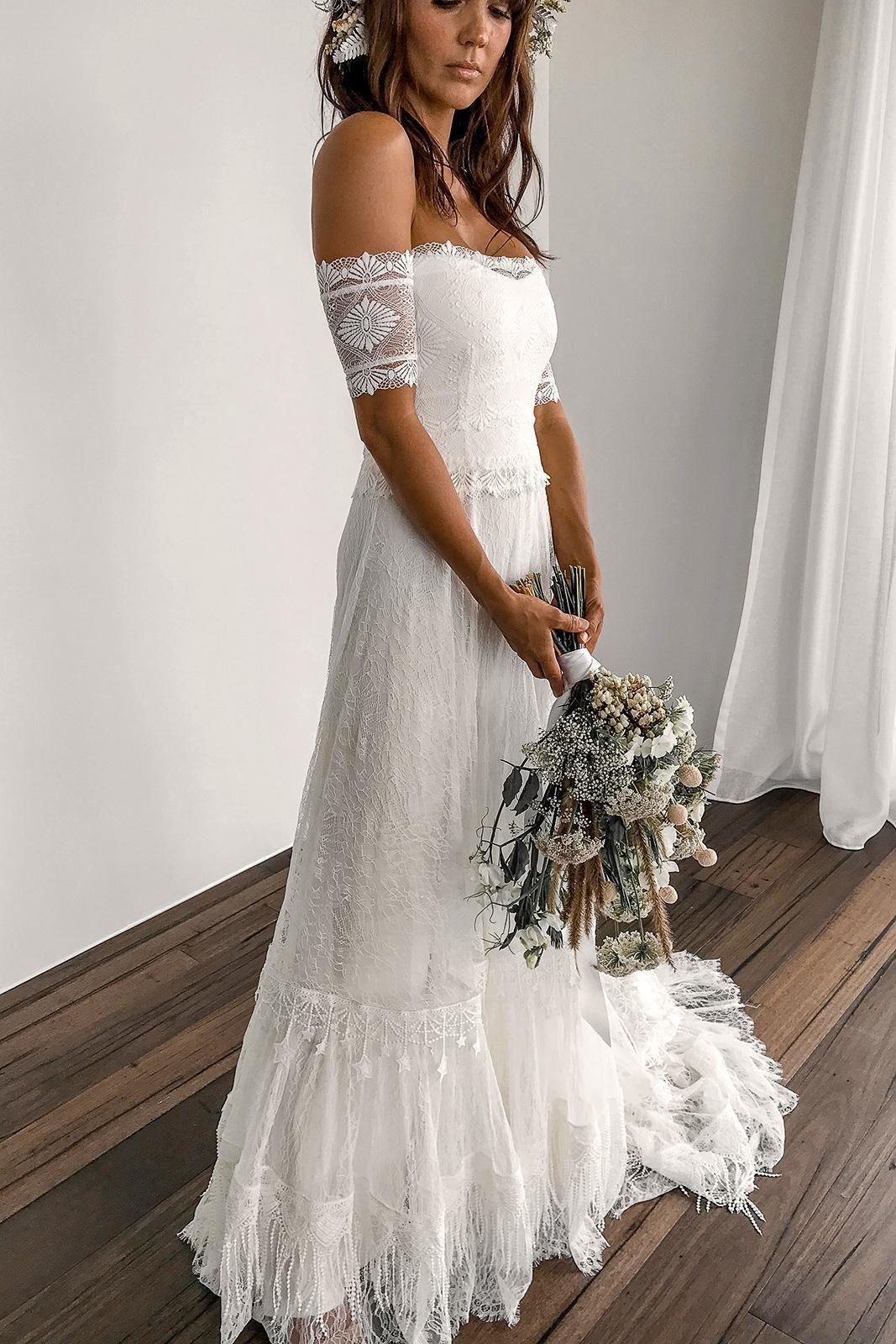 4a236bba5dba NEW! Fabienne 2.0 in 2019 | suknie ślubne | Wedding dresses, Wedding ...