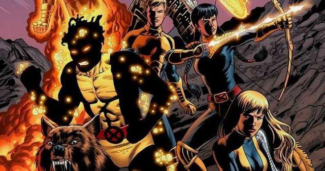 X-Men  ha comenzado a expandir su universo en el cine mediante spin-offs  como Deadpool  o The New ...