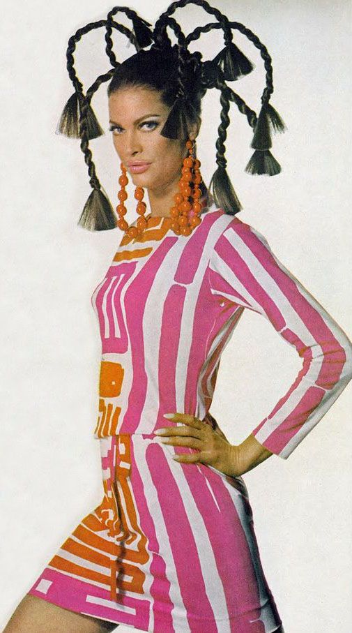 Editha Dussler, by Penn 1967
