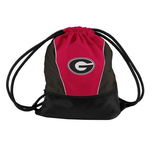 Georgia Bulldogs UGA Bag String Sprint Backsack