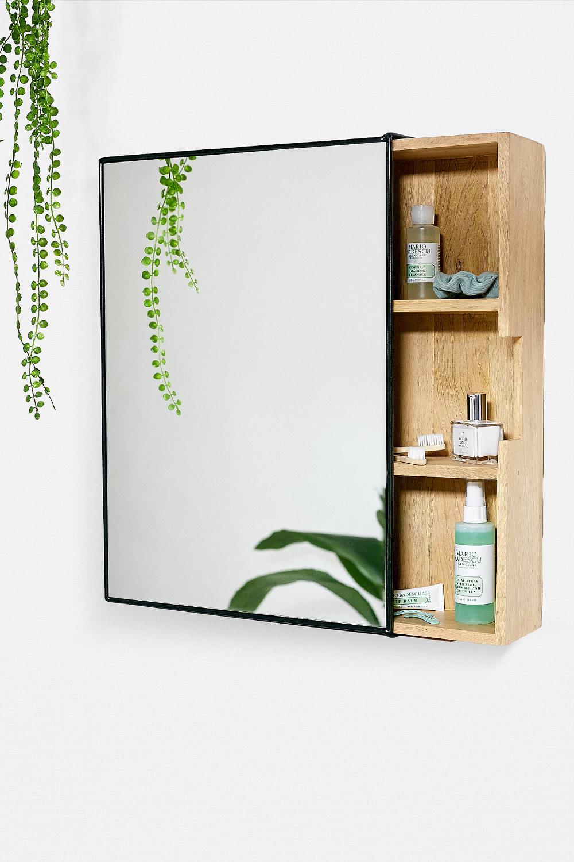 Plymouth Mirror Storage Unit in 2020 | Bathroom mirror ...