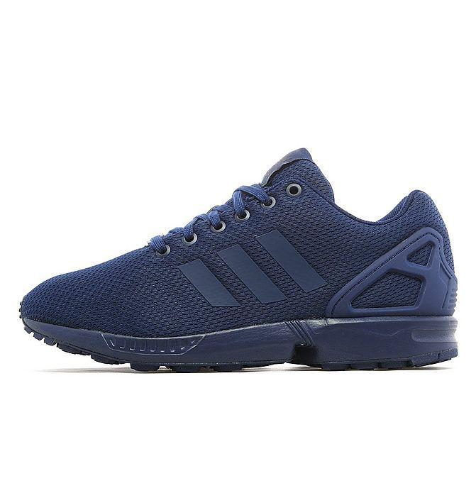 entrada tos distrito  adidas ZX Flux Navy - crepsource | Adidas zx flux, Adidas, Adidas zx