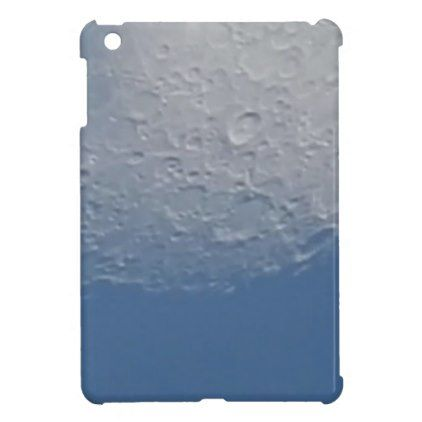 Moon iPad Mini Cover - light gifts template style unique special diy ...
