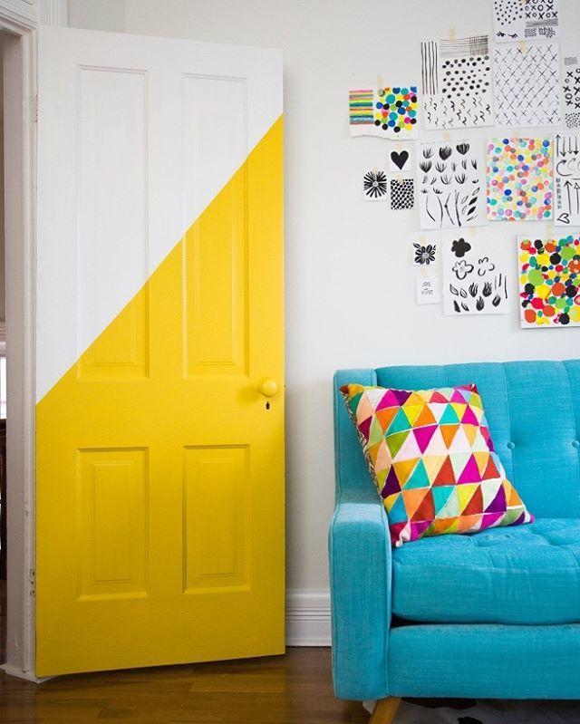 quelle est la meilleure mani re de customiser une porte. Black Bedroom Furniture Sets. Home Design Ideas