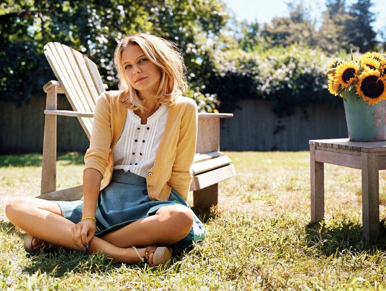 Charlotte Ronson Annabelle Dexter Jones Fashion Summer Sun