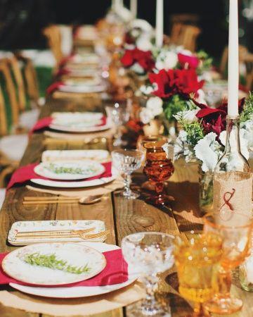 Un Tablescape Invitando