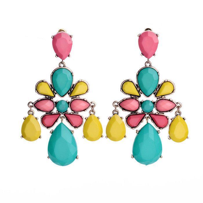 Gypsy Gems Drop Earrings