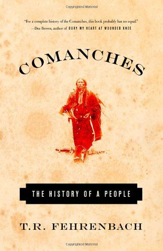 Comanches: The History of a People by T.R. Fehrenbach http://www.amazon.com/dp/1400030498/ref=cm_sw_r_pi_dp_.Telub1GE3RWX