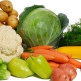 Receta para mayores de 9 meses  Delicia de vegetales