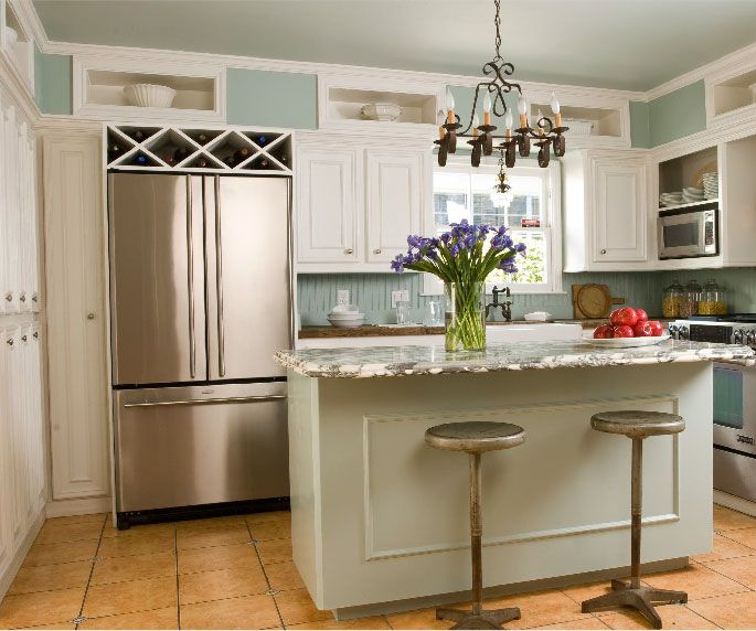 august 2014 | lowe's creative ideas | kitchen design small