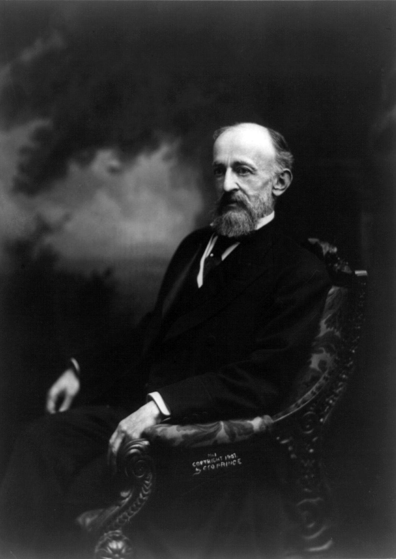 Oscar S. Straus 3rd Secretary Of Commerce & Labor (1906