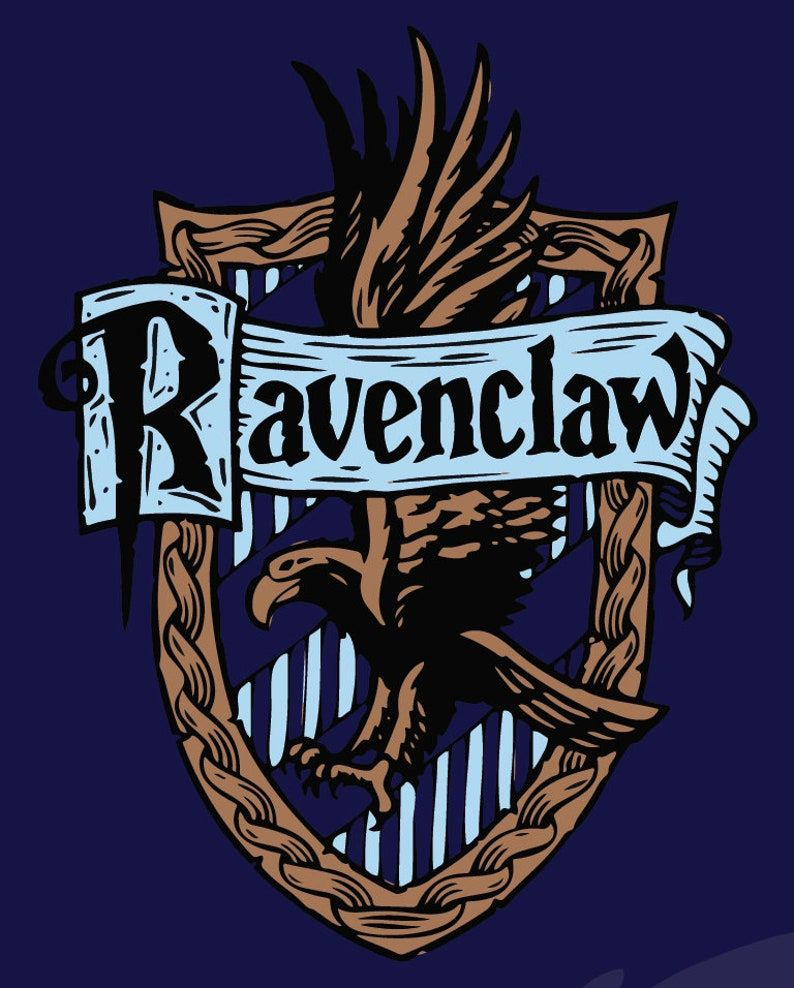 Hogwarts House Vector Downloads High Quality Versions Of The Gryffindor Ravenclaw Hufflepuff Slytherin House Shields In Full Colour In 2020 Ravenclaw Hogwarts Houses Harry Potter Wallpaper