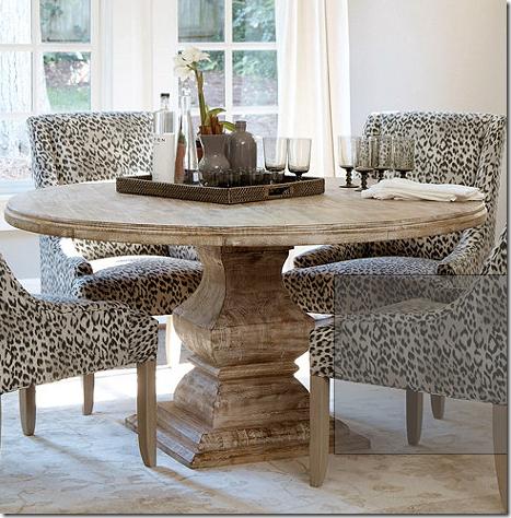 Ballard Designs Round Table
