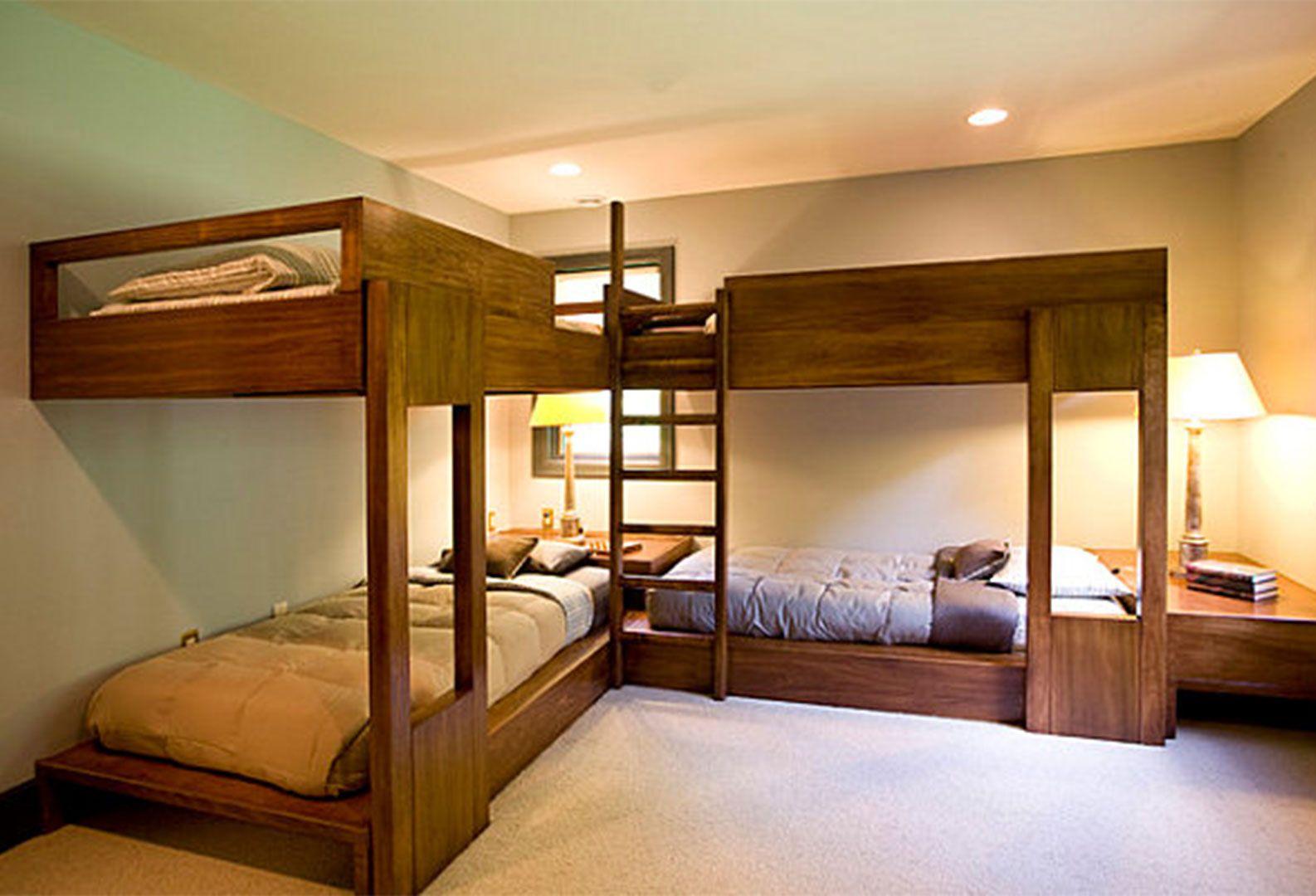 Bunk bed loft ideas  Modern Bedroom Ideas Bedroom Loft Bedroom For The Modern Home Hot