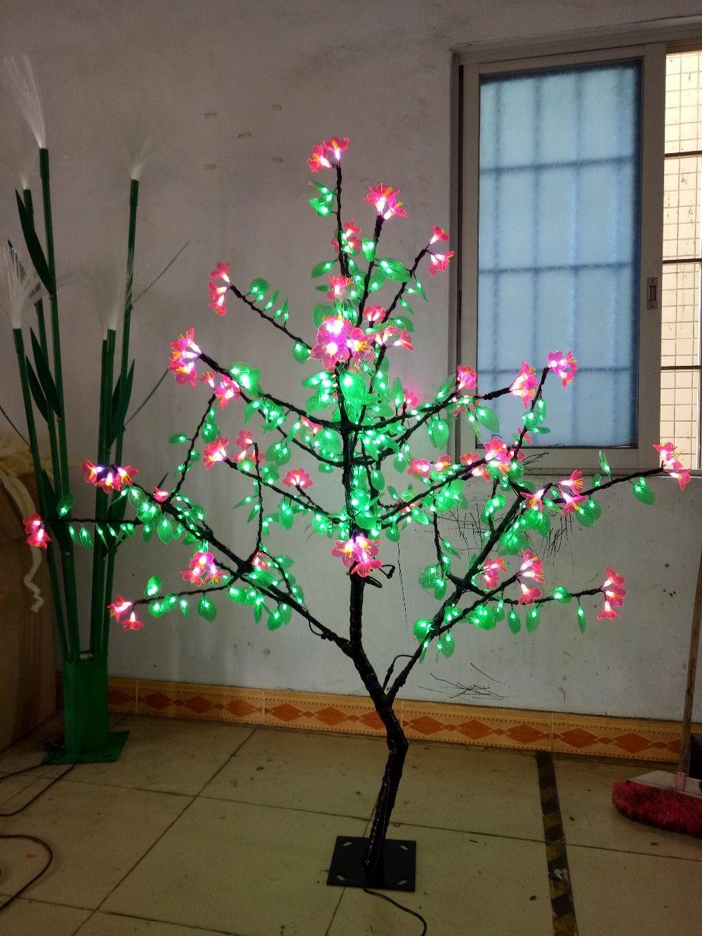 15m5ft height outdoor waterproof artificial christmas tree light 15m5ft height outdoor waterproof artificial christmas tree light 480pcs leds pink flower aloadofball Gallery