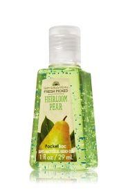 Fresh Picked Heirloom Pear PocketBac Sanitizing Hand Gel - Anti-Bacterial - Bath & Body Works