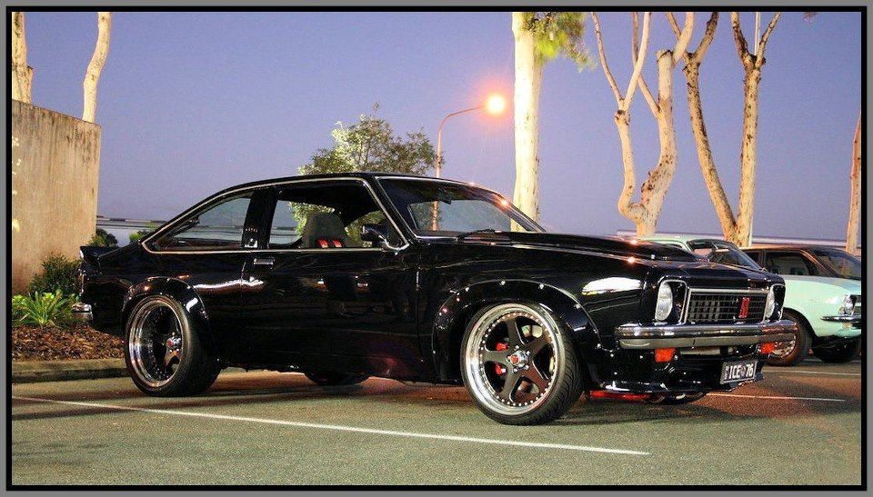 Torana Hatchback a true favourite Aussie Muscle Cars..by www ...