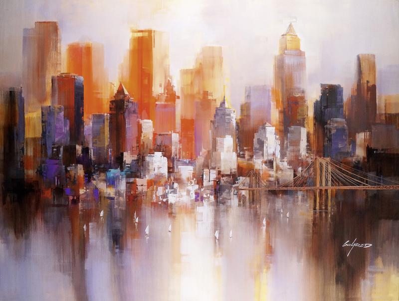cuadros de nueva york - Buscar con Google | Cuadros de Nueva York ...