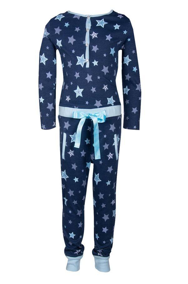 fdd244632e4 Charlie Choe pyjama suit voor meisjes Sparkling Stars, blue ...