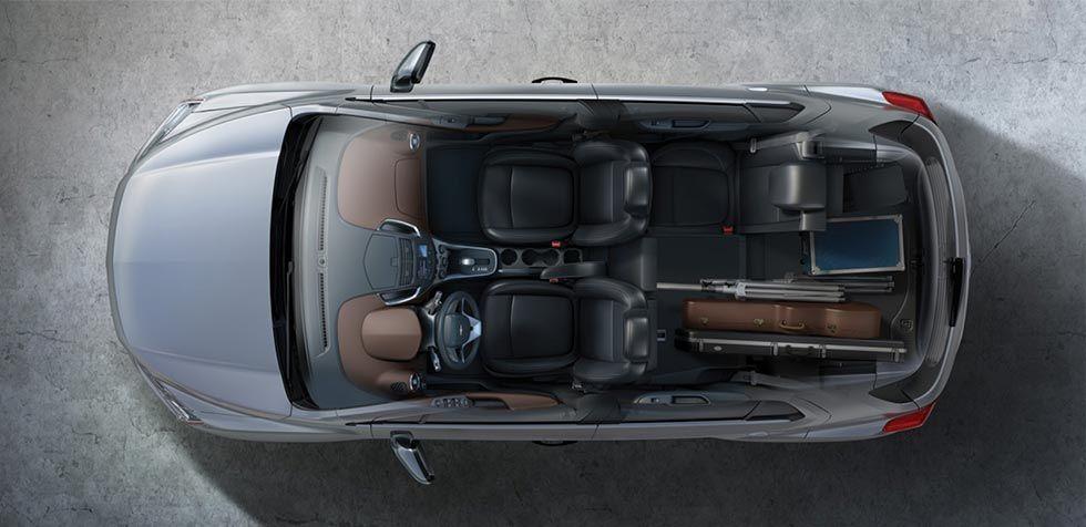 Chevrolet Tracker Descubre Todo El Confort De Tu Suv Tracker