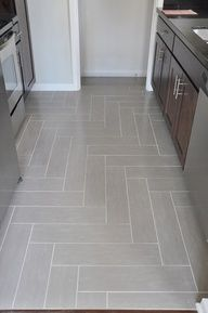 Right Angle Herringbone Floor Kitchen Floor Tile Patterns Herringbone Tile Floors Kitchen Tiles
