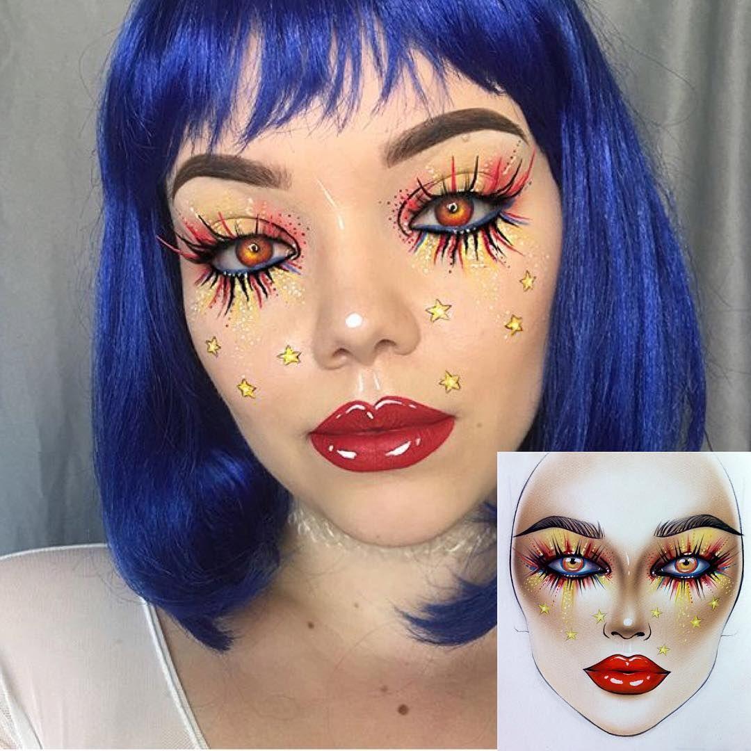 "2,720 Likes, 6 Comments - Sergey X (@milk1422) on Instagram: ""#artist@milk1422 #artist @venomtoyaveins Perfectly done makeup ❤thank you so much…"""