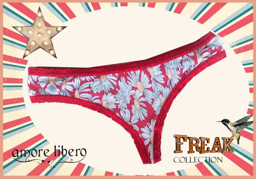 underwear, ropa interior www.amorelibero.com.ar | Freak Collection ...