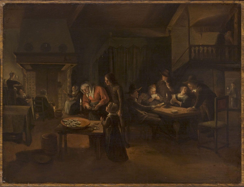 Navolger Van Jan Steen Herbergtafereel Bij Kaarslicht 17e Eeuw Philadelphia Museum Of Art Philadelphia Museum Of Art Philadelphia Museums Candlelight