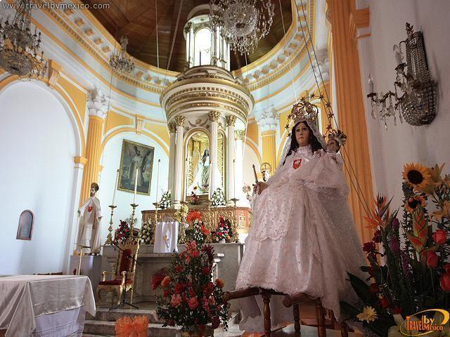 Virgen de la Merced de San Cristobal de las casas Chiapas ...