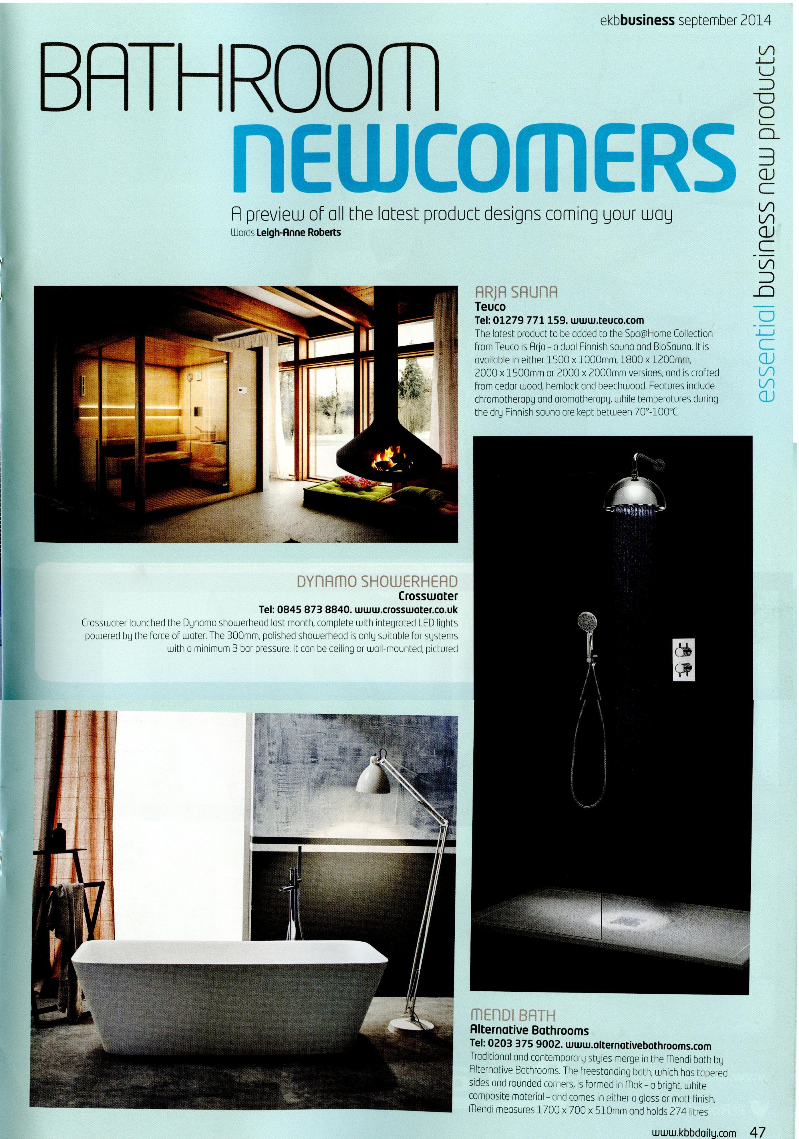 Essential Kitchen And Bathroom Business Magazine. essential kitchen ...