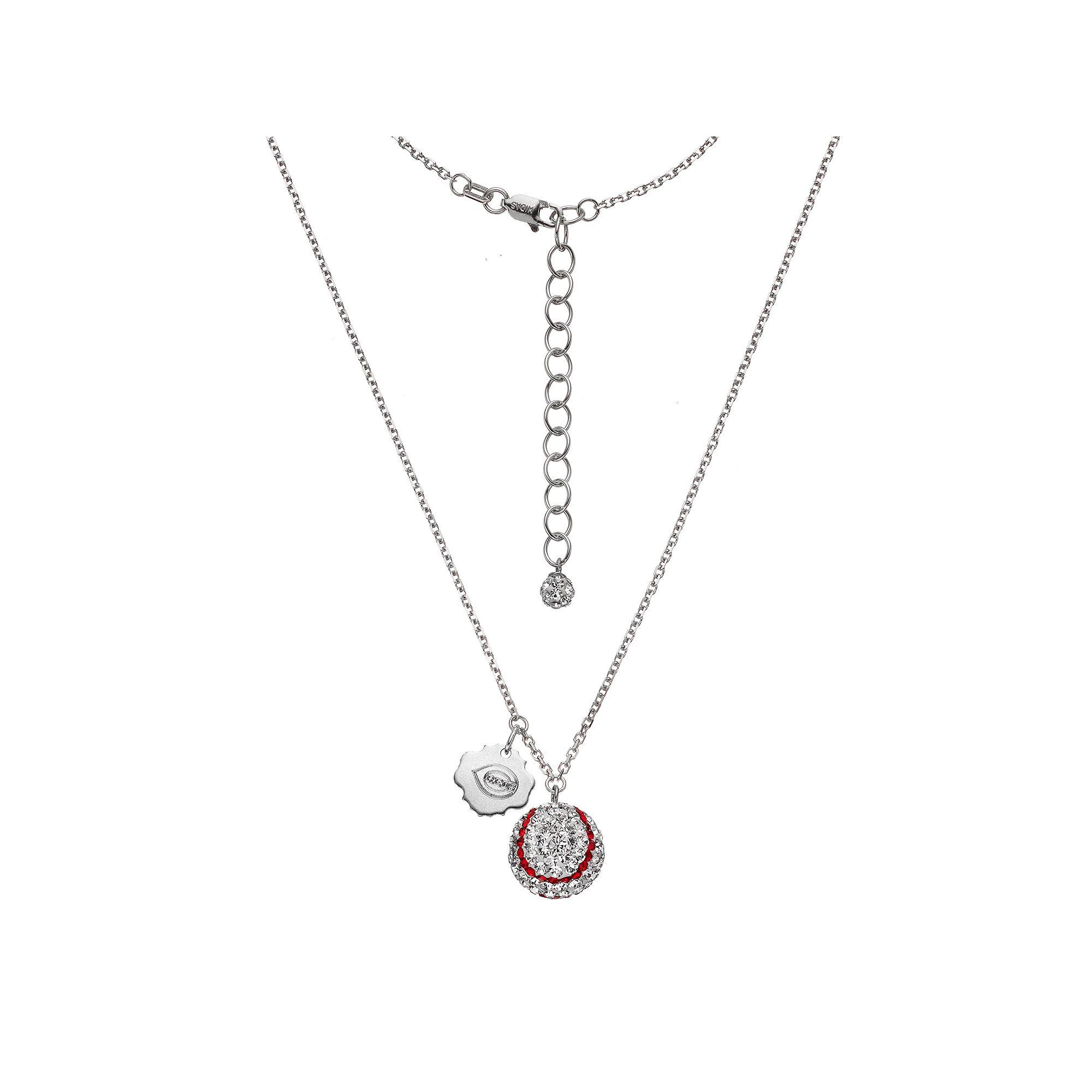 shineon pendant baseball products necklace