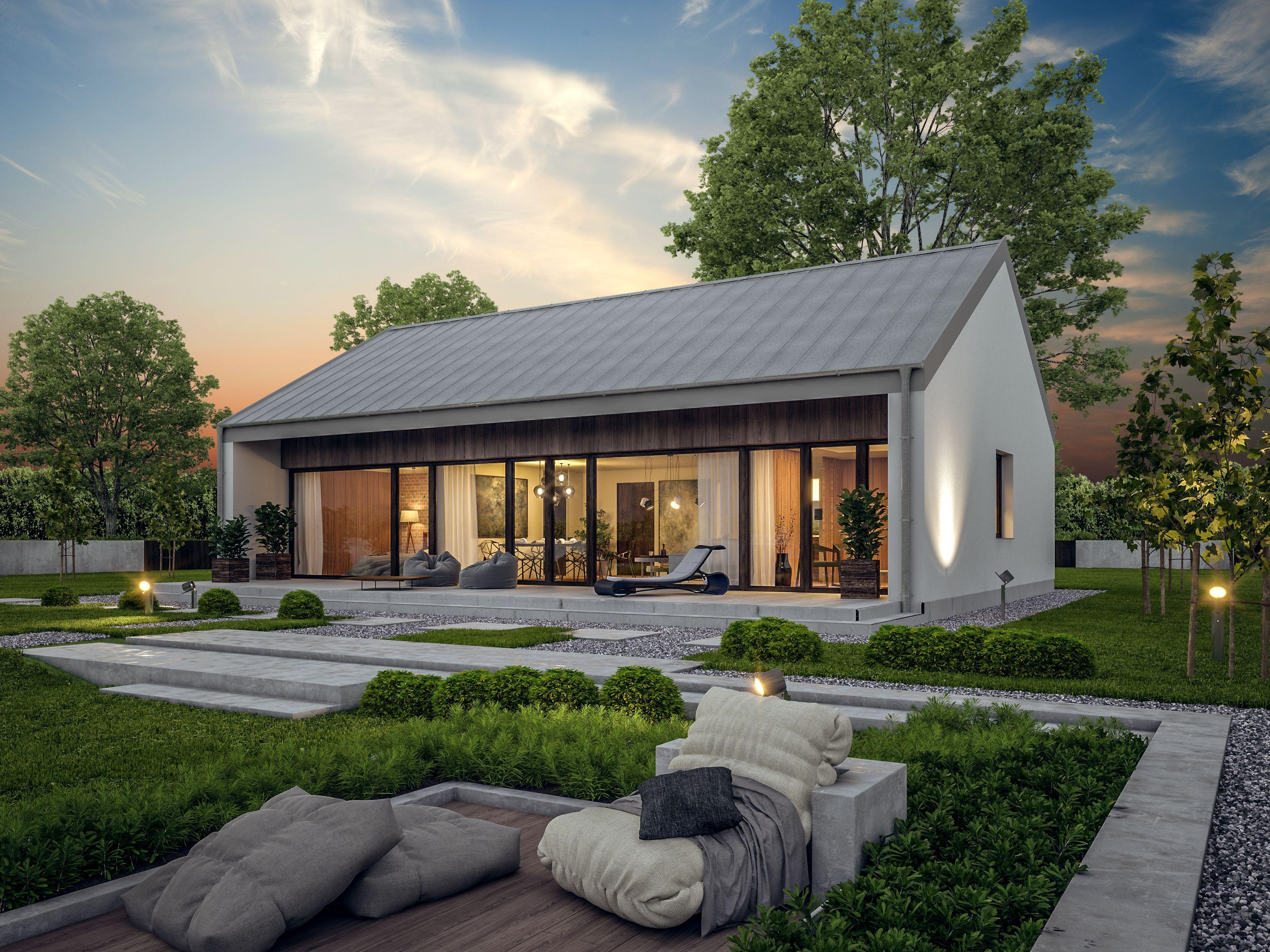 Najlepszy Projekt Domu Modern House