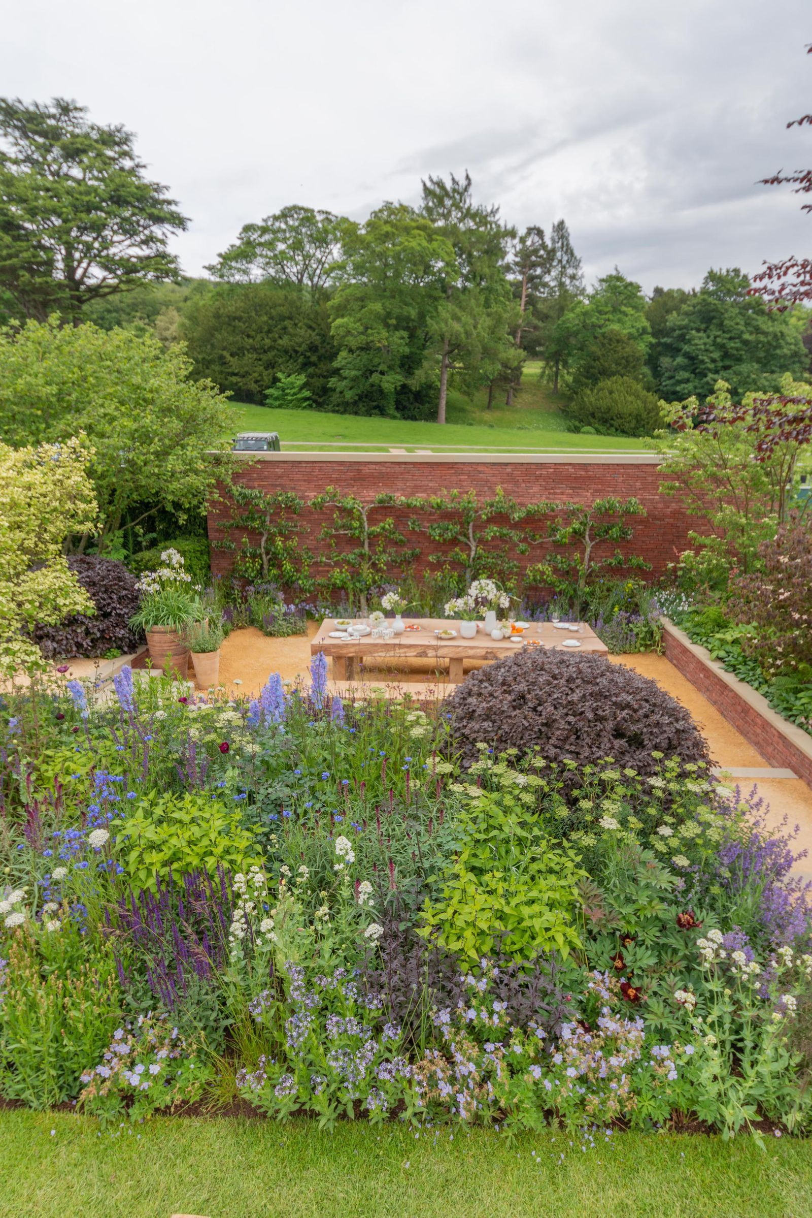 This garden has just made RHS history (With images ...
