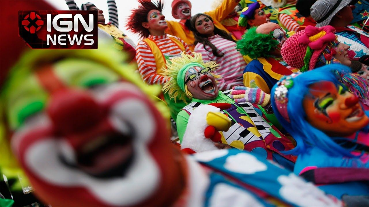 Real Life Clowns Aren't Happy with American Horror Story: Freak Show - IGN News