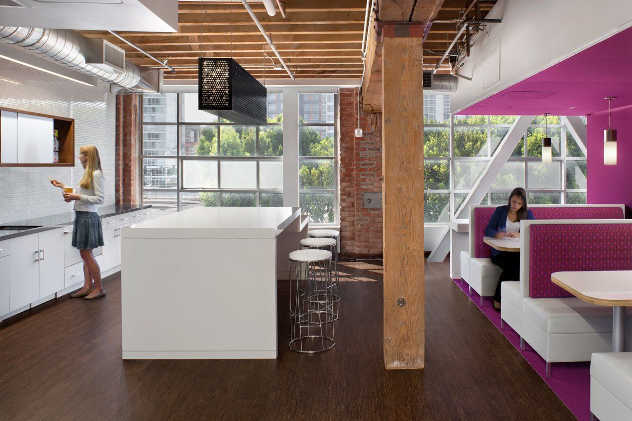 Adobeu0027s New San Francisco Office Space Is Amazing #adobe #tech #technology # Office