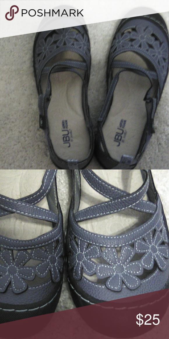 50% off! Jbu memory foam shoes | Memory