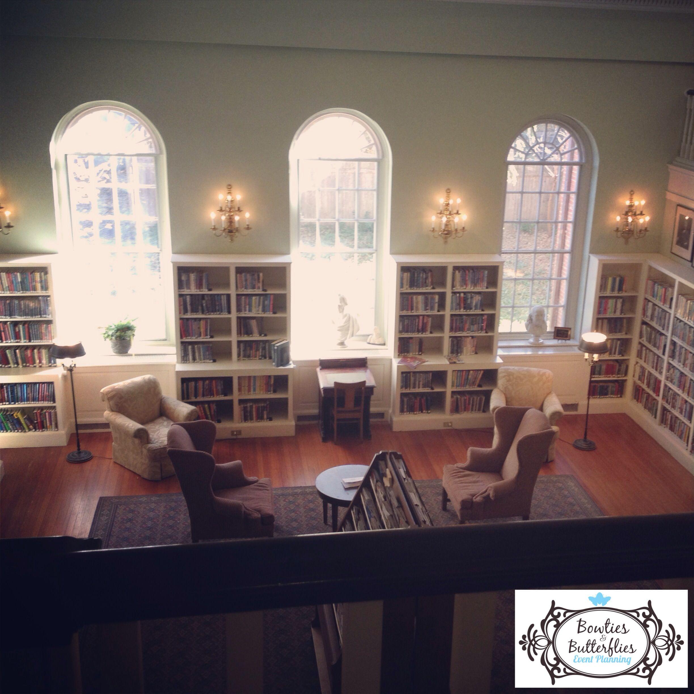 Unique Wedding Venues In Ma: Lenox Library, Lenox MA #lenoxma #berkshires