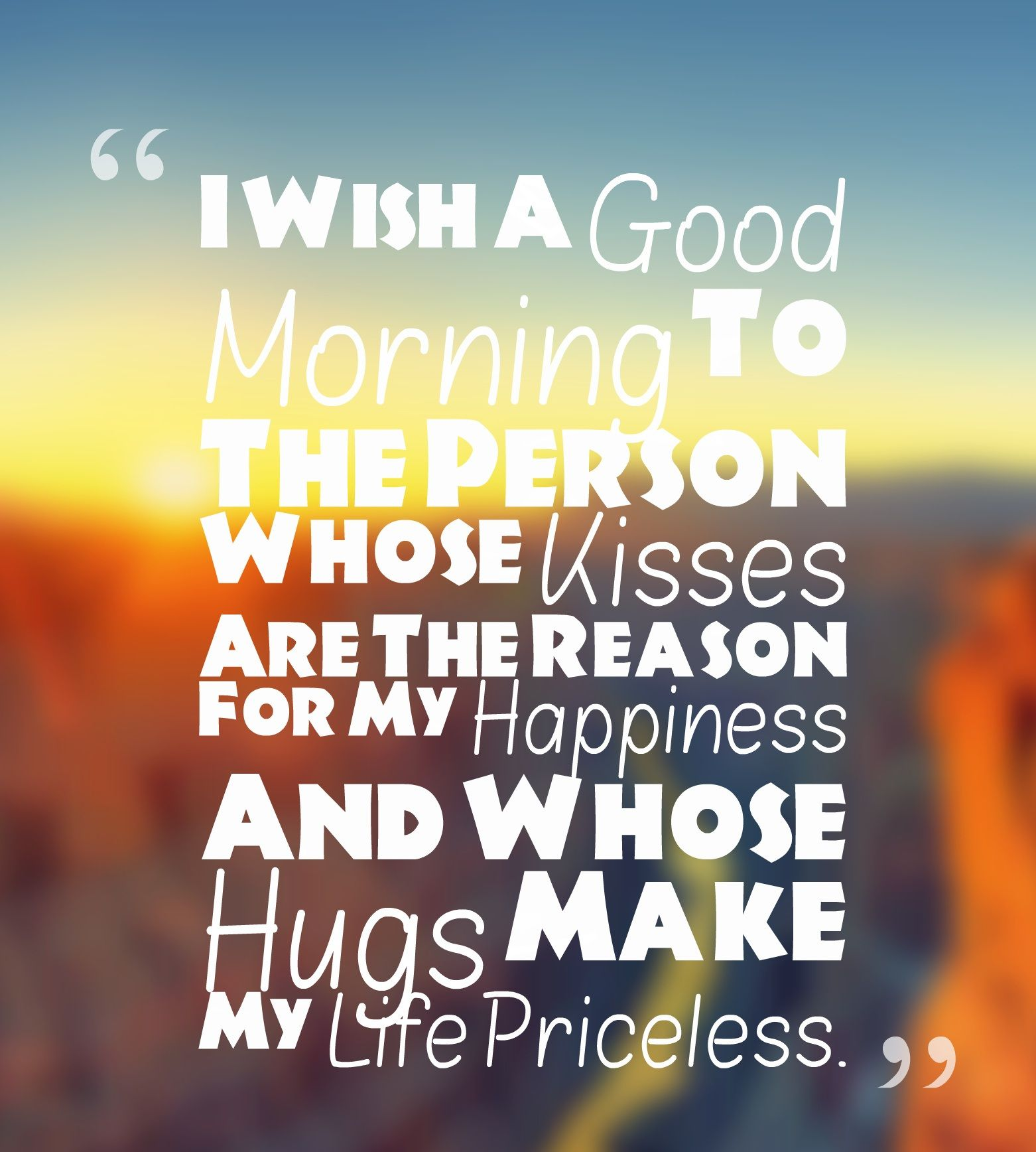 Good Morning Quotes For Girlfriend Love Quotes Pinterest