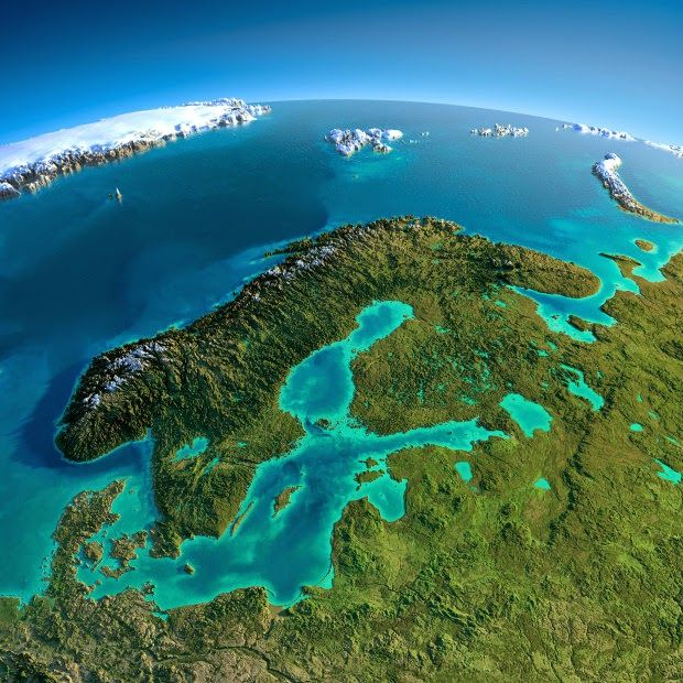 Fascinating Relief Maps Show The World S Mountain Ranges Relief Map World Geography Earth From Space