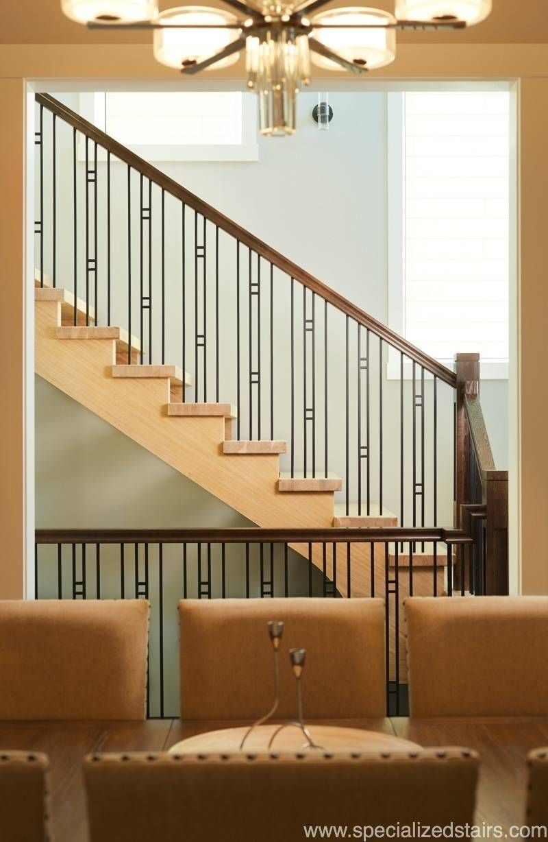Custom Staircase   Foyer Stairs   Open Rise   Grand ...