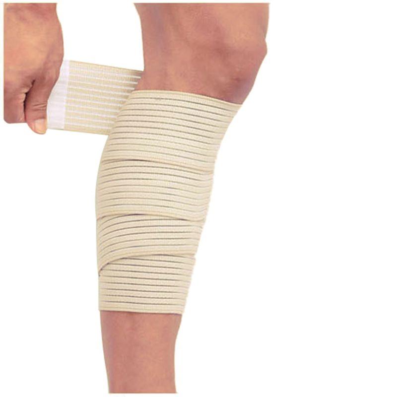 2017 hot elastic bandage tape kneepad adjust patella