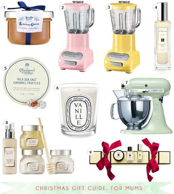 Christmas Gift Guide Presents For Mum