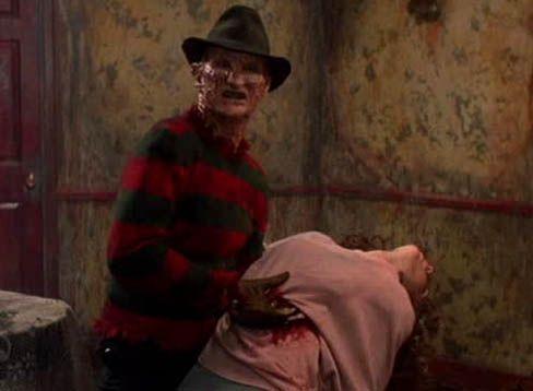 Part 3 A Nightmare On Elm Street Horror Freddy Krueger