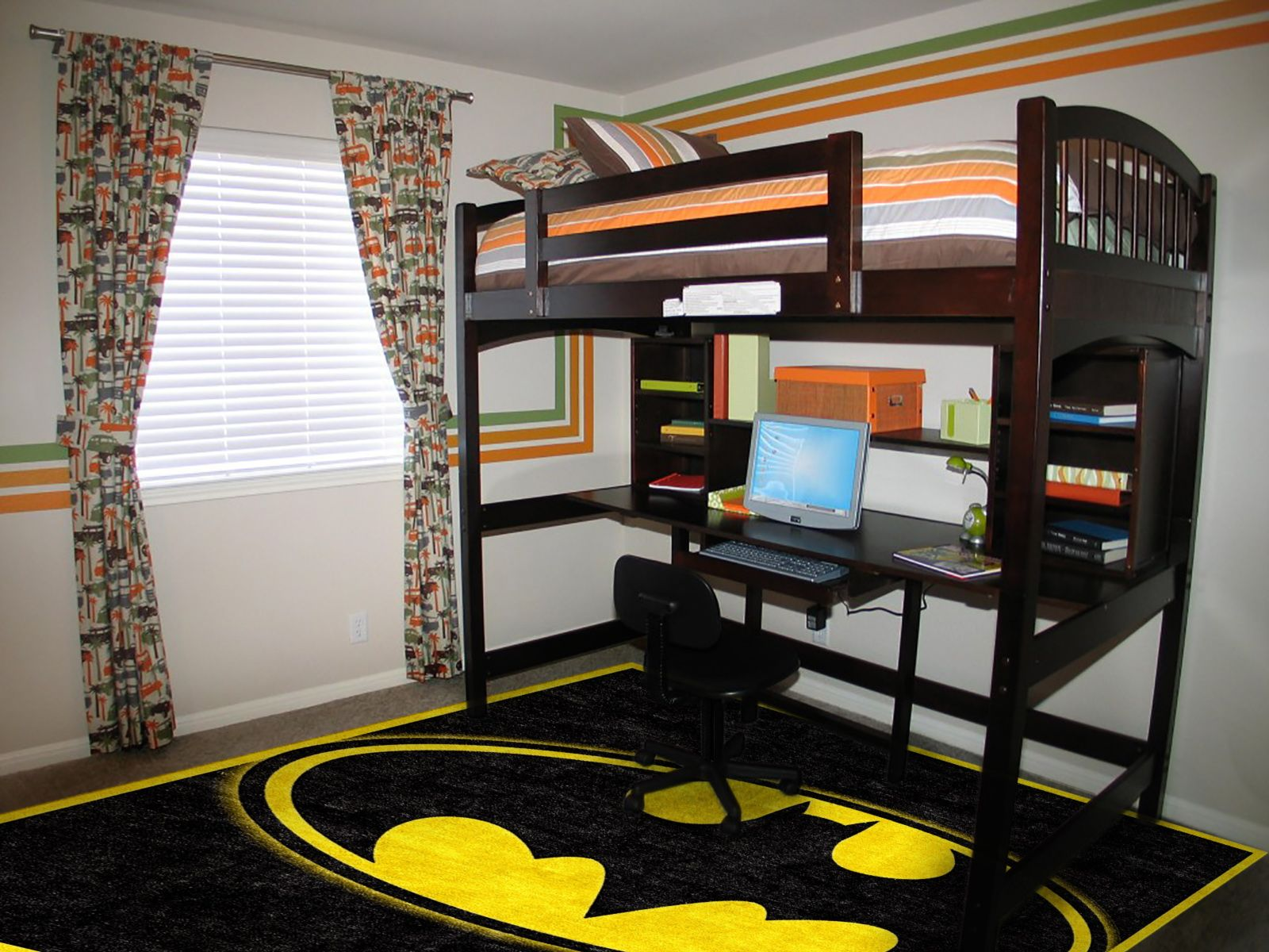 Batman Rug | Batman, Bedrooms and Room