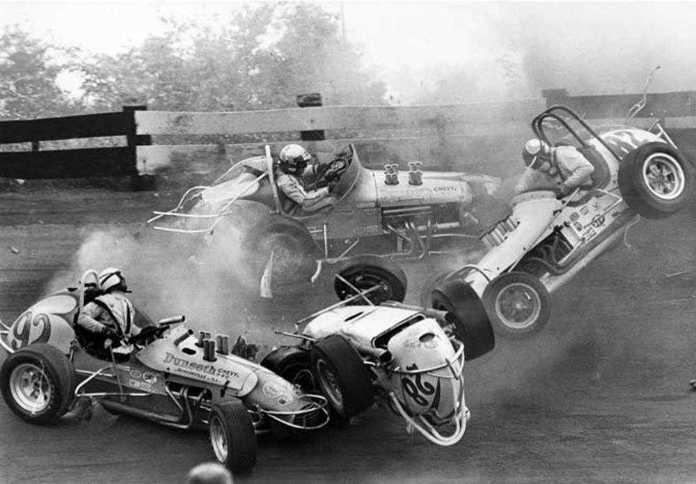Pin By Scott Fraser On Racing Drags And Circle Track Classic Racing Cars Sprint Car Racing Dirt Car Racing