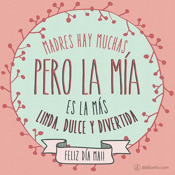 Frases Para El Día De La Madre Madres Feliz Día De La
