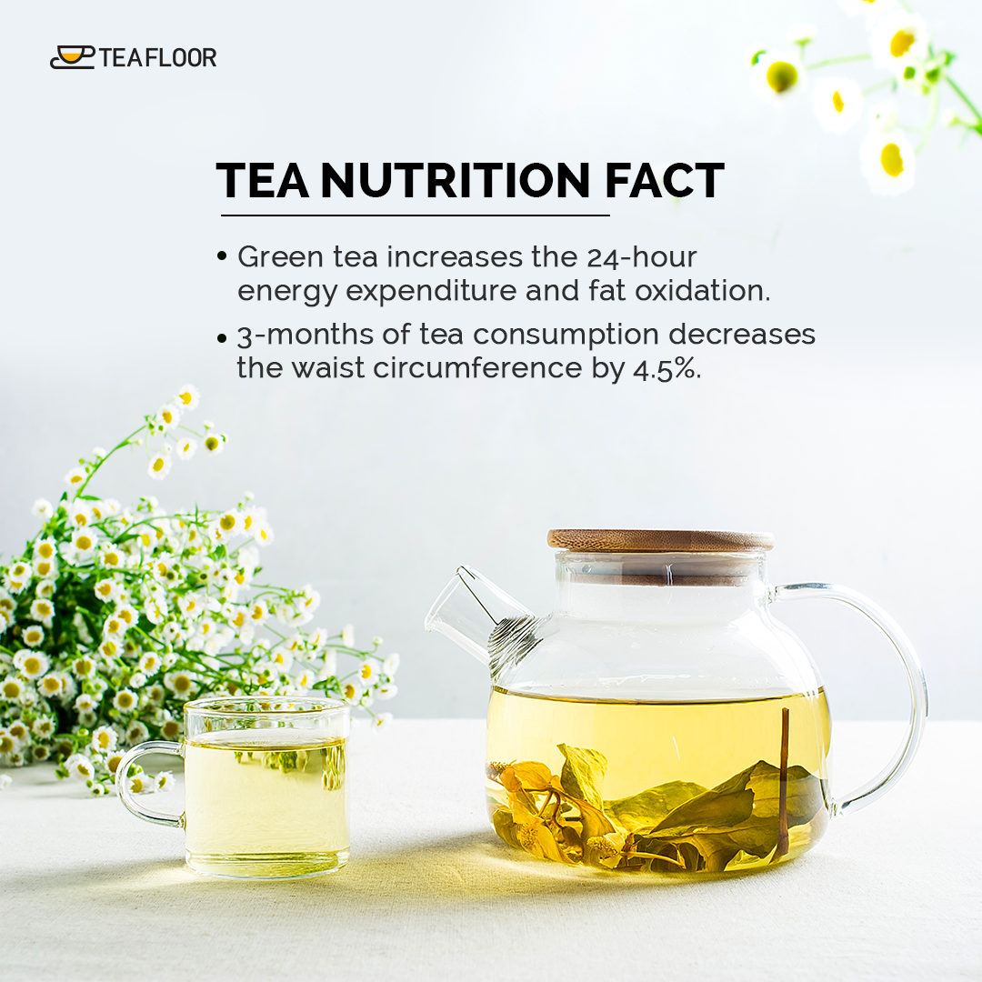 Tea Facts, Nutrition, Tea