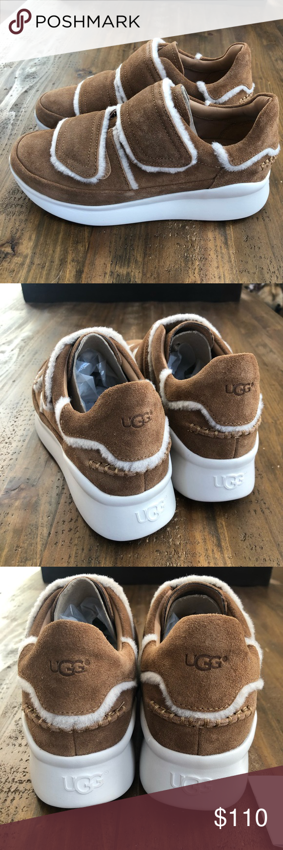 cb3b1cd8b9c 🎁UGG Ashby Spill Seam Sneaker Chestnut Built on our favorite chunky ...