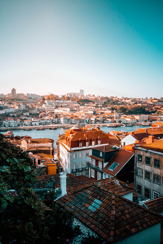 Beautiful Sunset Spots in Porto, Portugal